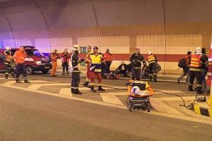 SATRA - Rizika v silničních tunelech podle směrnice EU (foto: ČT24)
