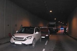 SATRA - Rizika v silničních tunelech podle směrnice EU (foto: Novinky.cz)