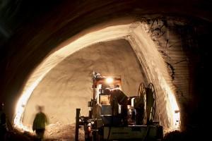 SATRA - Tunelový komplex Blanka