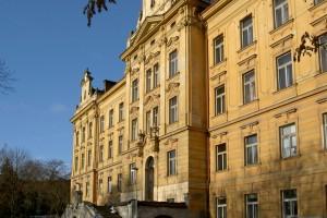 SATRA - Specialised Schools for Children with Hearing Handicap in Holečkova Street
