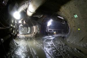 SATRA - Průzkumná štola pro tunel Blanka