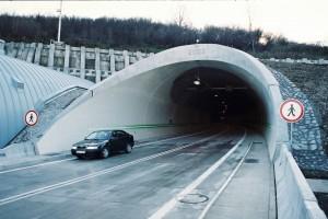 SATRA - Tunel Horelica
