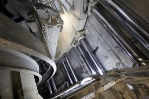Tunel Ejpovice: ražba TBM