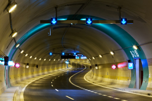 SATRA - Tunelový komplex Blanka: tunel Brusnický