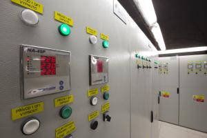 SATRA - Tunelový komplex Blanka: technologické vybavení