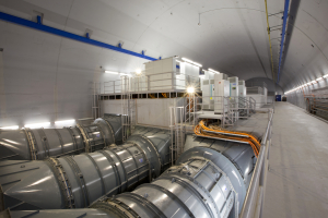 SATRA - Tunelový komplex Blanka: strojovna vzduchotechniky