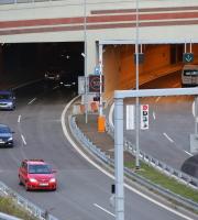 Slavnostní otevření Tunelového komplexu Blanka: první minuty provoz