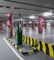 Podzemní garáže Prašný most