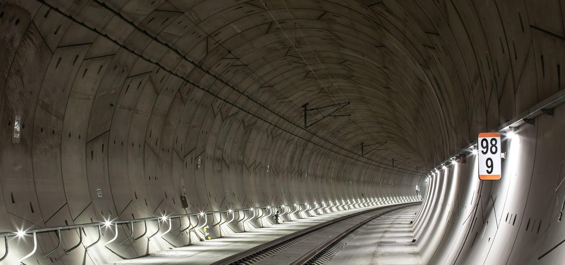 Tunel Ejpovice: Dokončený projekt